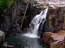Falls in Wadhams